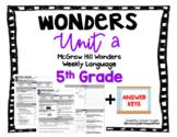 McGraw Hill Wonders Language Practice- Unit 2