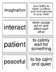 Mc Graw Hill Wonders Unit 5 Week 2 Vocabulary Words Flash Cards