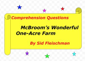 McBroom's Wonderful One-Acre Farm