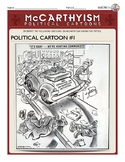 McCarthyism in Political Cartoons Activity