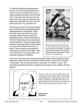 McDonald Observatory (Science & Technology/Telescopes)