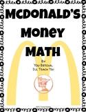 McDonald's Money Math