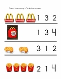 McDonald's Counting