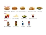 McDonald's Money Activity