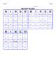 McFarland USA Bingo