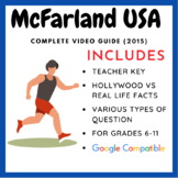 McFarland, USA - Complete Movie Guide