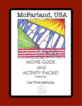 McFarland, USA Movie Guide and Activity Packet