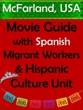 McFarland, USA Movie Guide with Migrant Workers Unit in Spanish