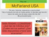 McFarland USA - Movie Lesson Plan