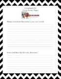 McFarland USA Movie Review Printable Worksheet