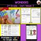 Wonders 2nd Grade Interactive Journal Unit 1 Week 2
