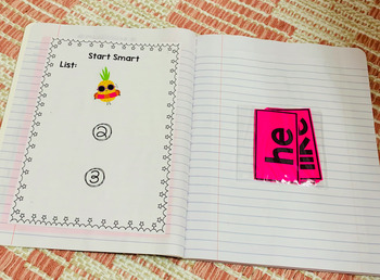 McGraw-Hill 1st Grade Sight Words Mini Flash Cards