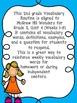 McGraw Hill 2nd Grade Vocabulary BUNDLE Unit 4