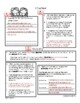 McGraw Hill 4th Gr. Anthology Unit 3 No Prep, Note Taking w/Questions