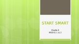 START SMART: McGraw Hill 6th Grade Wonders Start Smart Pow