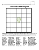 McGraw-Hill AMERICAN History Jackson Era BINGO game