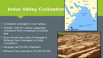 Ch 2.3 The Indus Valley Civilization - Spread of Civilization - McGraw Hill