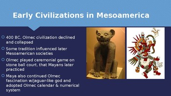 Ch 2.5 Civilizations in the Americas - Spread of Civilization - McGraw Hill