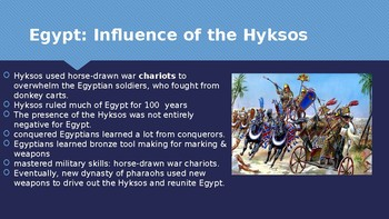 Ch 3.2 Egypt & Kush - Early Empires Ancient Near East - McGraw Hill