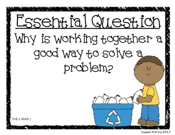 McGraw-Hill Essential Questions Posters ~ Unit 2
