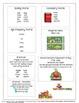 McGraw Hill First Grade Mini Focus Walls Unit 2 Weeks 4-6