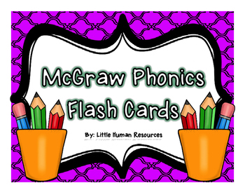 McGraw Hill Flash Cards Unit 1