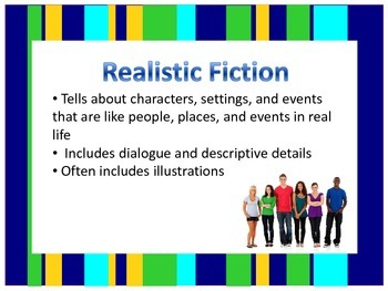 McGraw-Hill Genre Posters