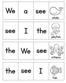 Wonders Kindergarten Unit 1 Week 3