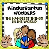 McGraw-Hill Kindergarten Wonders The Handiest Things in th