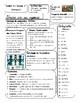 McGraw Hill Maravillas COMPLETE Unidad 3 Focus Wall BUNDLE EFL 3rd Grade