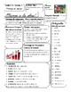 McGraw Hill Maravillas COMPLETE Unidad 5 Focus Wall BUNDLE EFL 3rd Grade