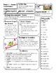 McGraw Hill Maravillas Unidad 1 BUNDLE EFL 3rd Grade