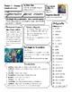 McGraw Hill Maravillas COMPLETE Unidad 1 Focus Wall BUNDLE EFL 3rd Grade