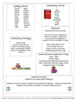 McGraw Hill Mini Focus Walls 4th Grade Unit 5 Weeks 4-6