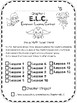 McGraw-Hill My Math Enrichment Learning Contract (1st Grade)