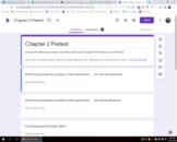 (Multiplication) McGraw-Hill MyMath Chapter 2 Pretest (5th Grade)