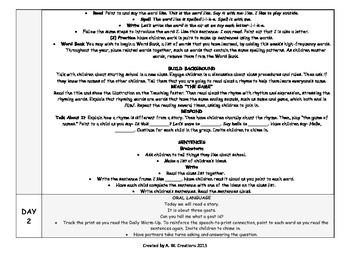 McGraw-Hill Reading Wonders 1st Gr SMART START WKS 1-3 Whole Group Plans Bundle