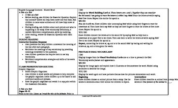 McGraw-Hill Reading Wonders 1st Grade UNIT 4 ELL Small Group Plans
