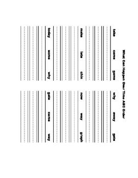 McGraw Hill Reading Wonders © 1st Grade Unit 3 Week 1 Worksheets