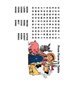 McGraw Hill Reading Wonders © 1st Grade Unit 3 Week 5 Worksheets
