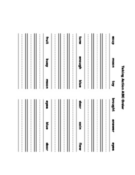 McGraw Hill Reading Wonders © 1st Grade Unit 6 Week 1 Worksheets