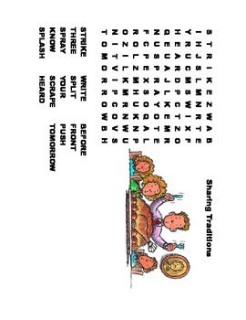 McGraw Hill Reading Wonders © 1st Grade Unit 6 Week 4 Worksheets