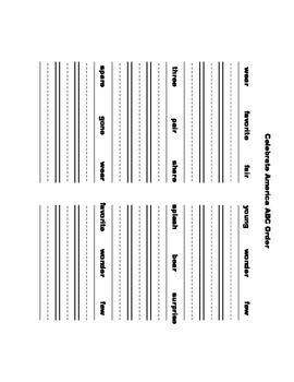 McGraw Hill Reading Wonders © 1st Grade Unit 6 Week 5 Worksheets