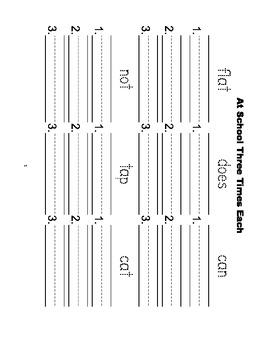 McGraw Hill Reading Wonders © 1st Grade Units 1-6 Weeks 1-5 Worksheets