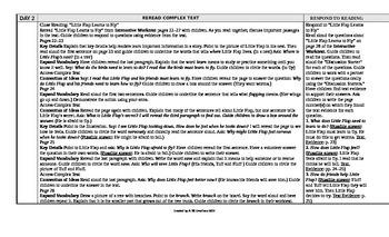 Reading Wonders 2nd Grade UNIT 1 Intervention Wonderworks Plans