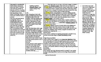 Reading Wonders 2nd Grade UNIT 2 Intervention Wonderworks Plans