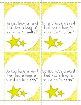 McGraw Hill Reading Wonders © 2nd Grade Unit 1 Review Card Game