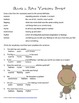 McGraw Hill Reading Wonders © 2nd Grade Unit 2 Week 5 Worksheets