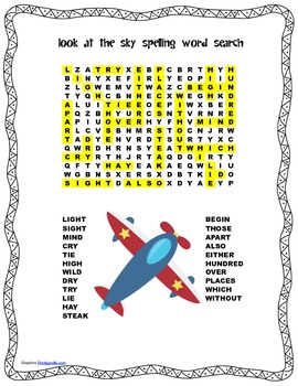 McGraw Hill Reading Wonders © 2nd Grade Unit 3 Week 2 Spelling Word Search