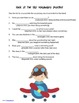 McGraw Hill Reading Wonders © 2nd Grade Unit 3 Week 2 Worksheets